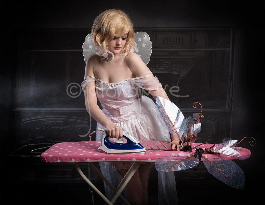 Fairy Housework