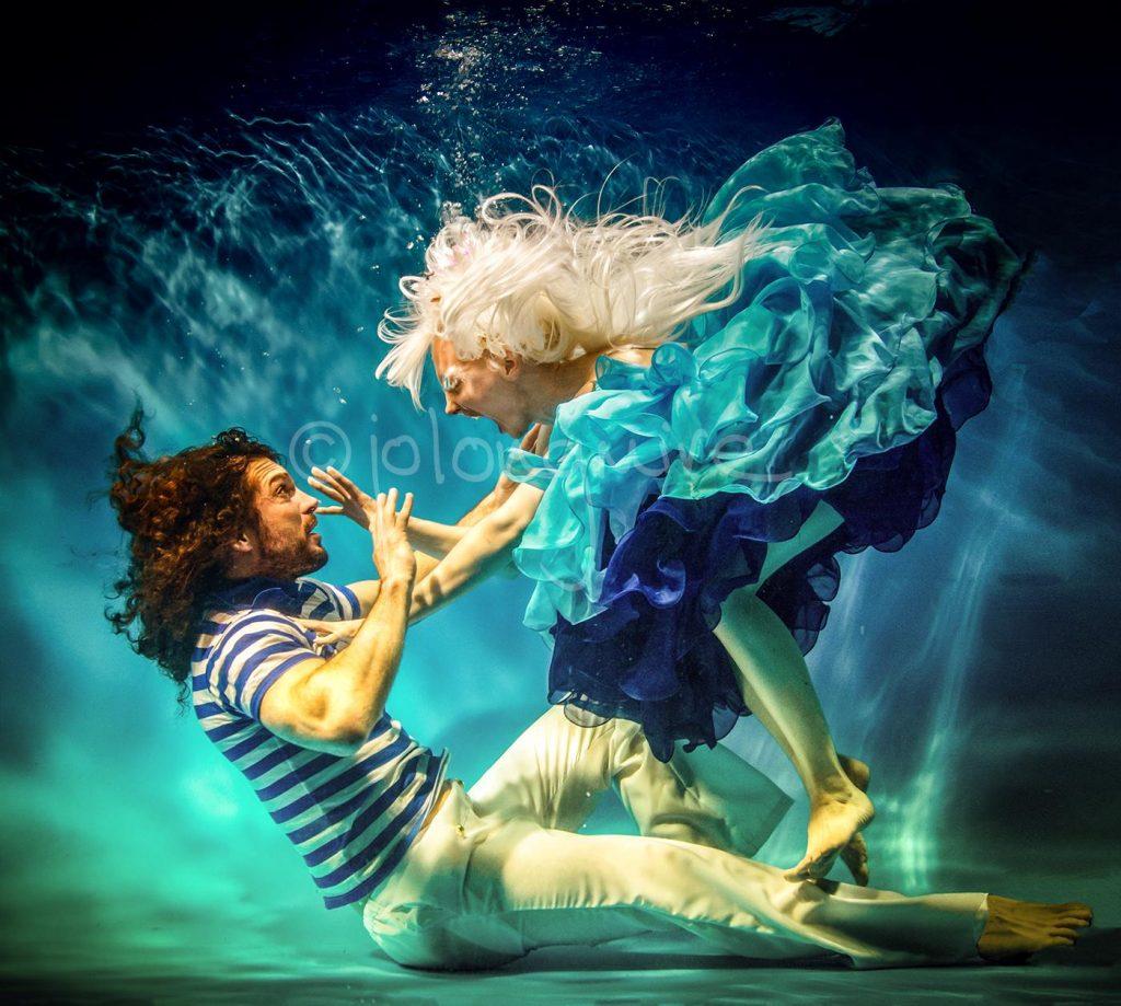 Underwater Argument