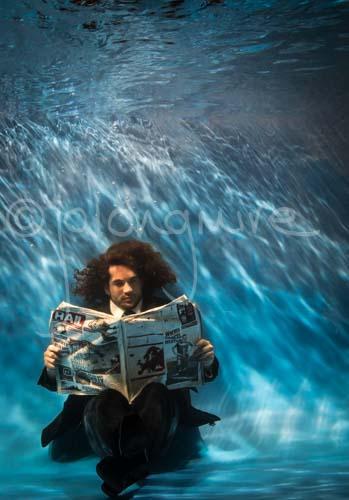 Underwater Reader