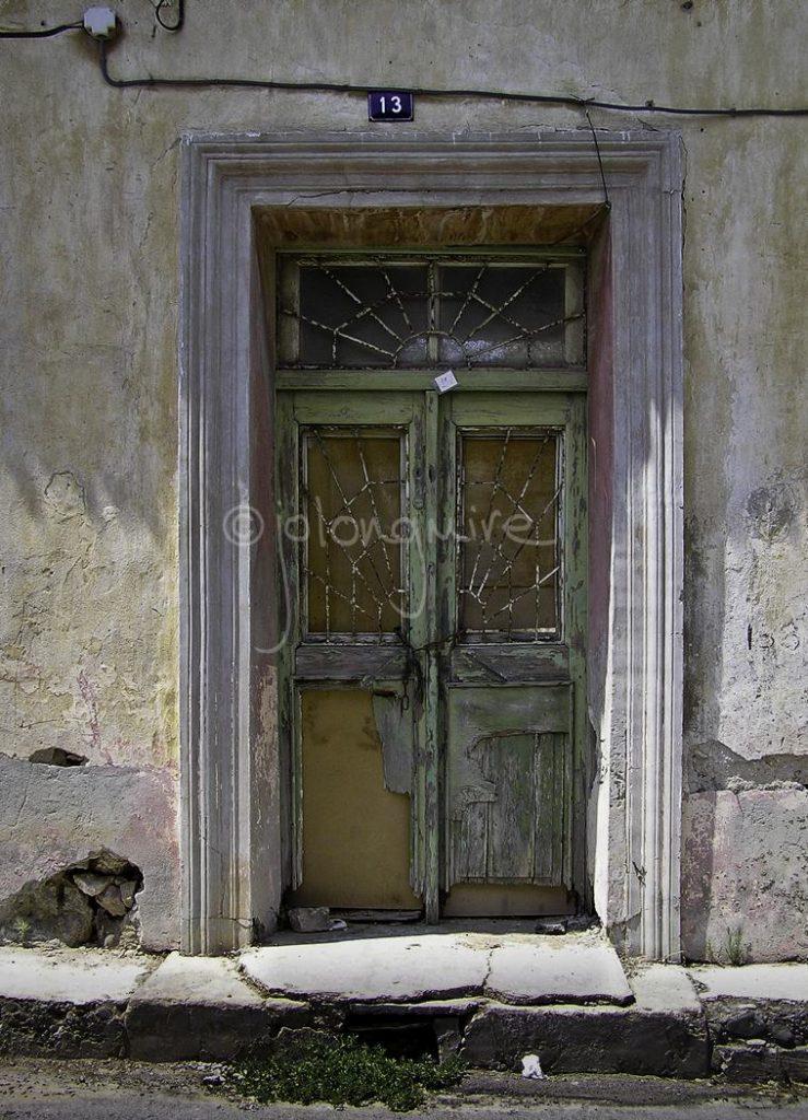 Northern Cypriot Door