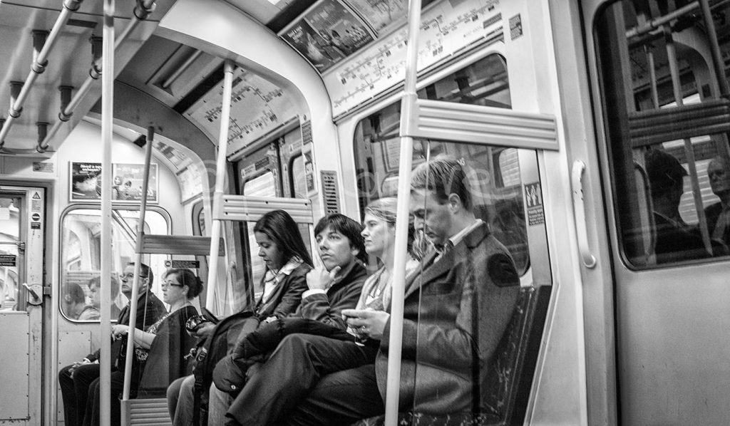 Pensive Passengers