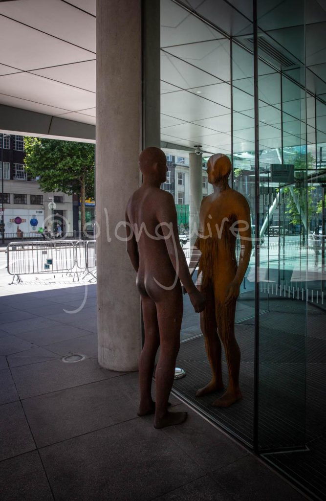 Euston Nude