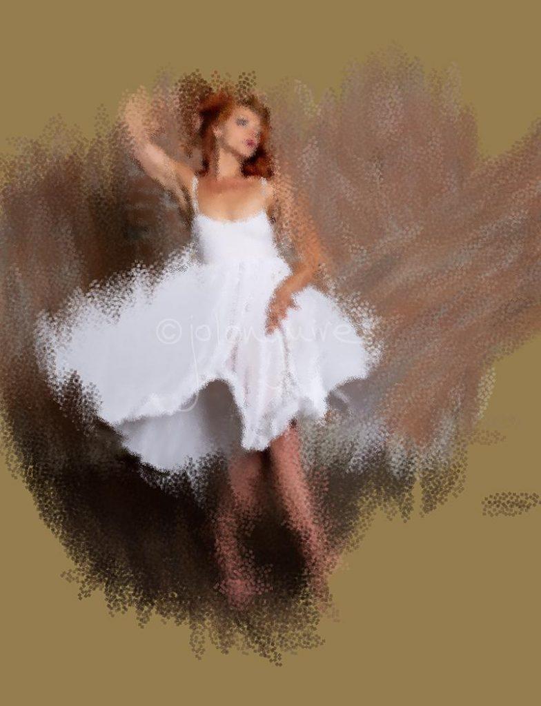 Impression of a Dancer 2