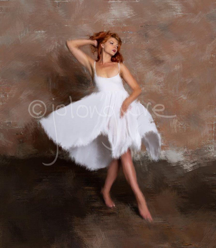 Impression of a Dancer